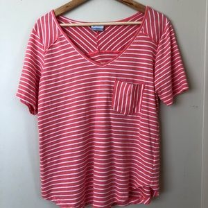 Columbia top size large